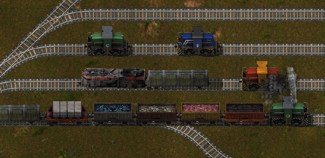 Concepts + GFX related to Yuoki-Industries MOD - Factorio Forums